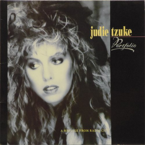 Judie Tzuke<br>A Message From Radio City<br>Double LP