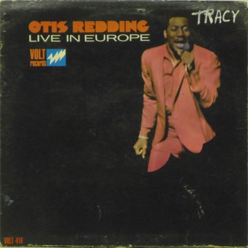 Otis Redding<br>Live in Europe<br>LP