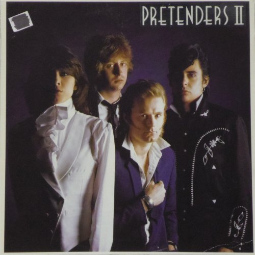 The Pretenders<br>Pretenders II<br>LP