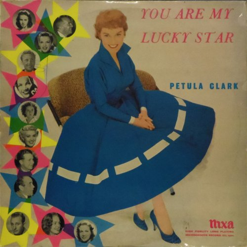 Petula Clark<BR>Your Are My Lucky Star<br>LP