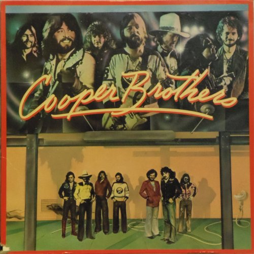 Cooper Brothers<BR>Cooper Brothers<br>LP