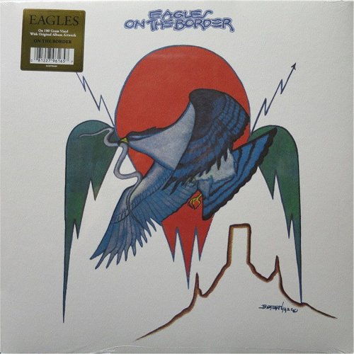 The Eagles<br>On The Border<br>(New 180 gram re-issue)<br>LP
