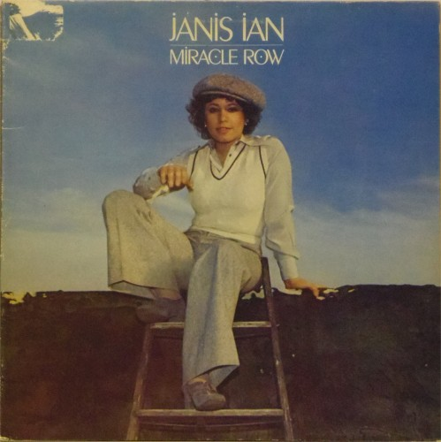 Janis Ian<br>Miracle Row<br>LP