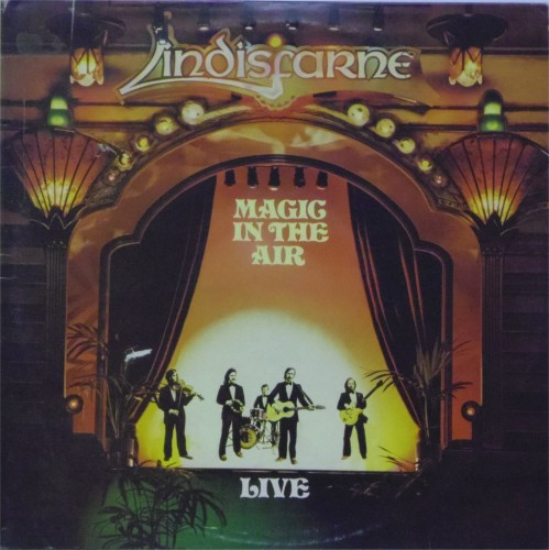 Lindisfarne<br>Magic In The Air<br>Double LP