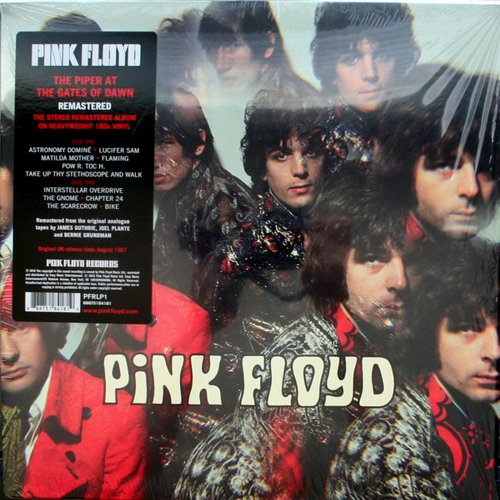 Pink Floyd<br>The Piper At The Gates of Dawn<br>(New 180 gram re-issue)<br>LP