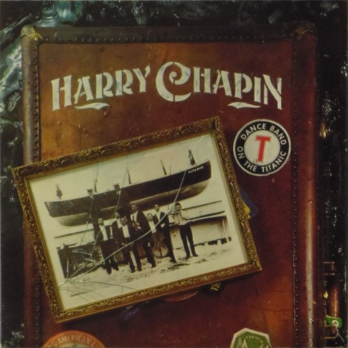 Harry Chapin<BR>Dance Band On The Titanic<br>Double LP