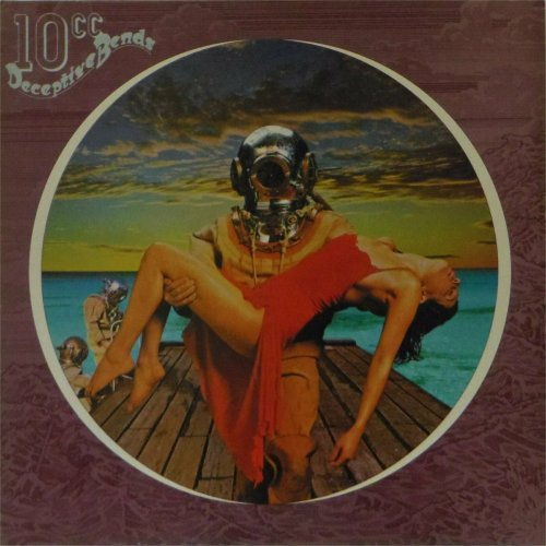 10cc<br>Deceptive Bends<br>LP