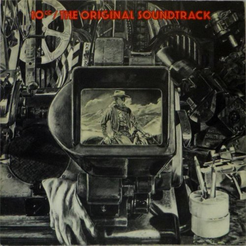 10cc<br>The Original Soundtrack<br>LP