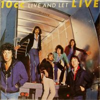 10cc<br>Live and Let Live<br>Double LP