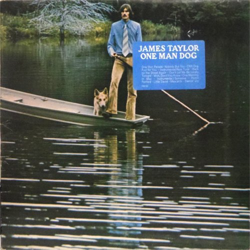 James Taylor<br>One Man Dog<br>LP