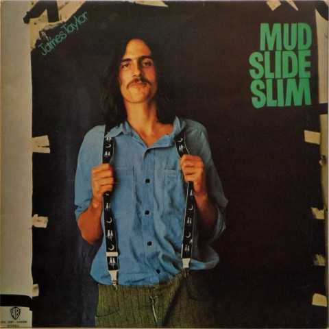 James Taylor<br>Mud Slide Slim<br>LP