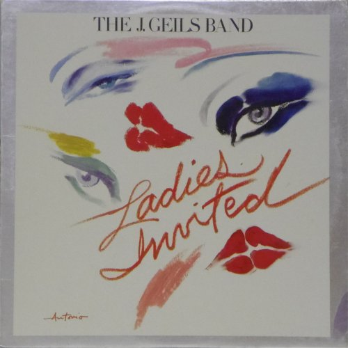 The J Geils Band<br>Ladies Invited<br>LP