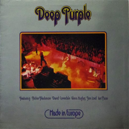 Deep Purple<br>Made In Europe<br>LP