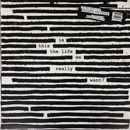 Roger Waters<br>Is This The Life We Really Want<br>Double LP