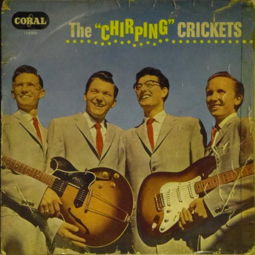 The Crickets<BR>The Chirping Crickets<br>LP