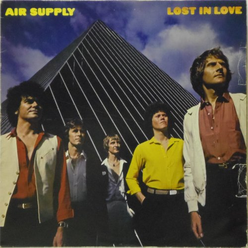 Air Supply<br>Lost In Love<br>LP