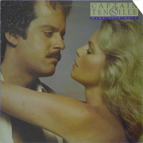 Captain & Tennille<br>Make Your Move<br>LP