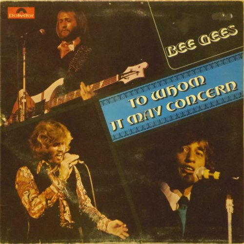 The Bee Gees<br>To Whom It May Concern<br>LP