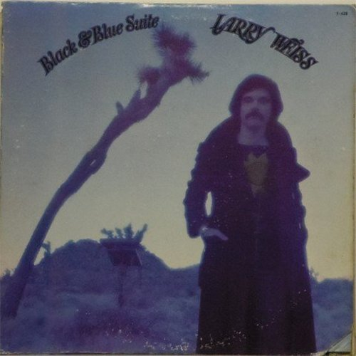 Larry Weiss<br>Black & Blue Suite<br>LP