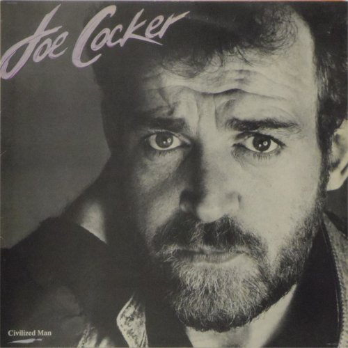 Joe Cocker<br>Civilized Man<br>LP
