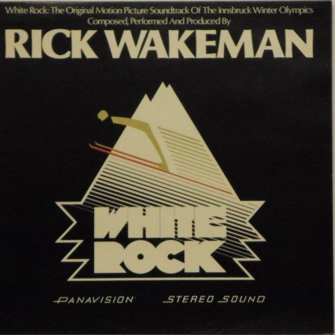 Rick Wakeman<br>White Rock OST<br>LP