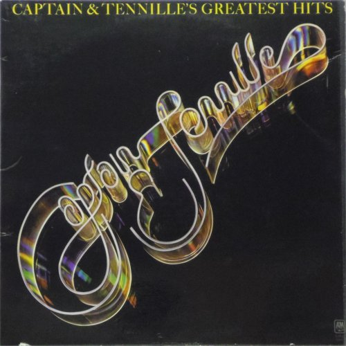 Captain & Tennille<br>Greatest Hits<br>LP