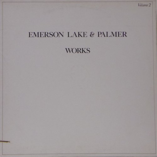 Emerson Lake & Palmer<br>Works Volume 2<br>LP