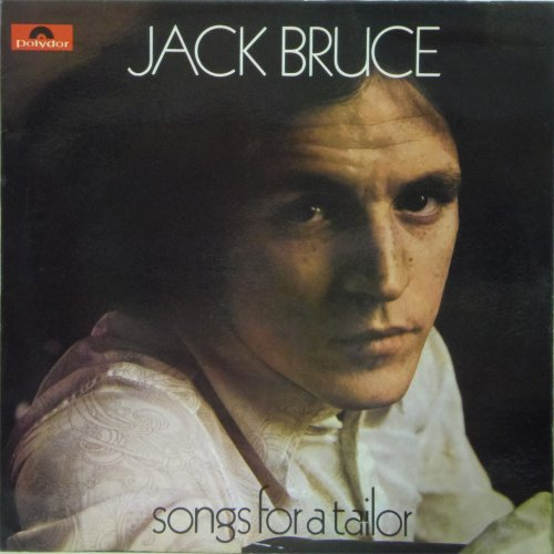 Jack Bruce<br>Songs For a Tailor<br>LP