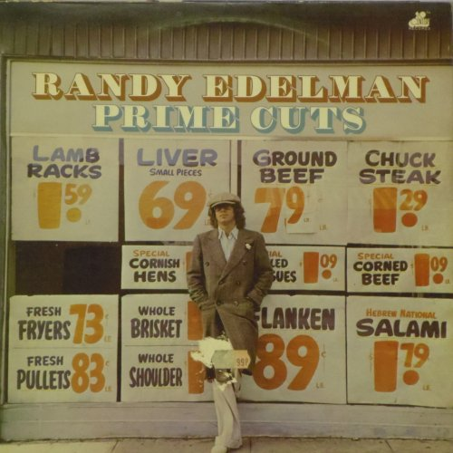 Randy Edelman<br>Prime Cuts<br>LP