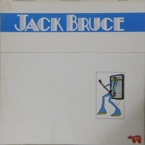 Jack Bruce<br>At His Best<br>Double LP