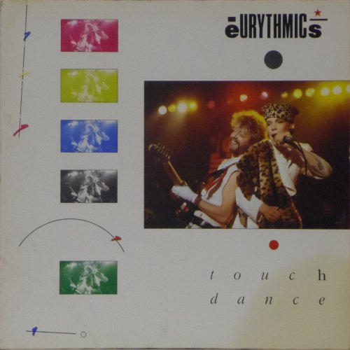 Eurythmics<BR>Touch Dance<br>LP