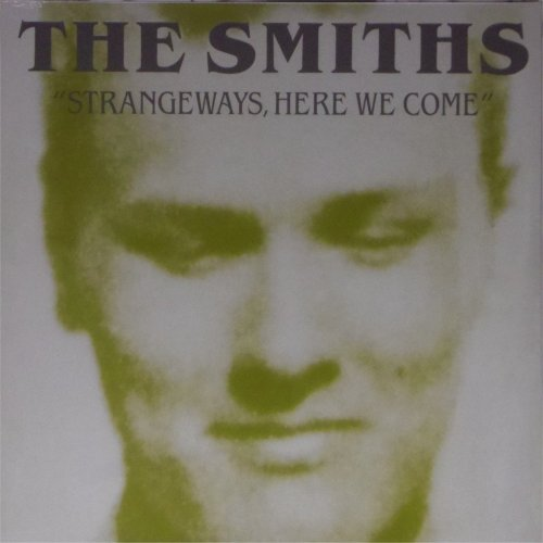 The Smiths<br>Strangeways Here We Come<br>(New re-issue)<br>LP
