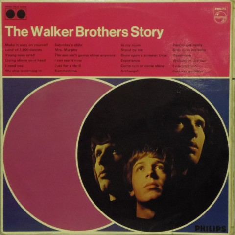 The Walker Brothers<br>The Walker Brothers Story<br>Double LP