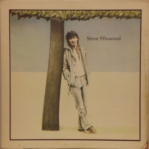 Steve Winwood<br>Steve Winwood<br>LP