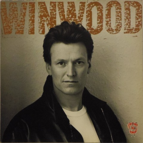 Steve Winwood<br>Roll With It<br>LP