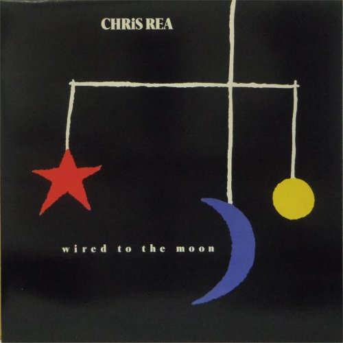 Chris Rea<br>Wired To The Moon<br>LP