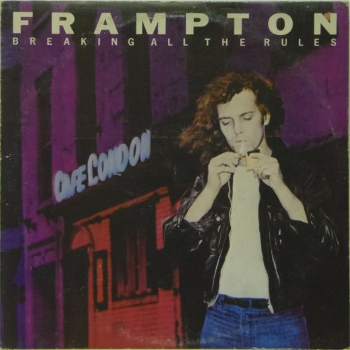 Peter Frampton<br>Breaking All The Rules<br>LP