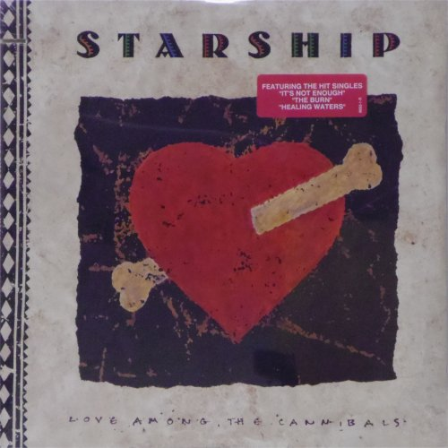 Starship<br>Love Among The Cannibals<br>LP