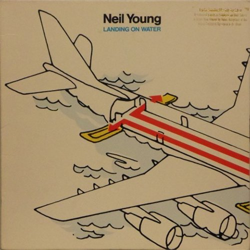 Neil Young<br>Landing On Water<br>LP