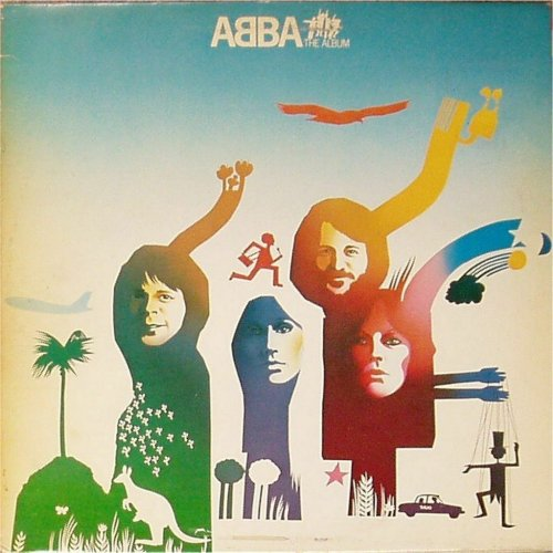 Abba<BR>The Album<br>LP