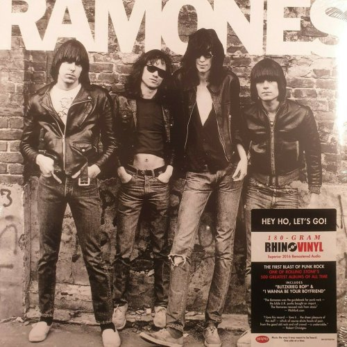 Ramones<br>Ramones<br>(New 180 gram re-issue)<br>LP