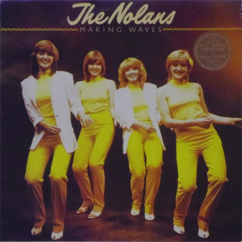 The Nolans<br>Making Waves<br>LP