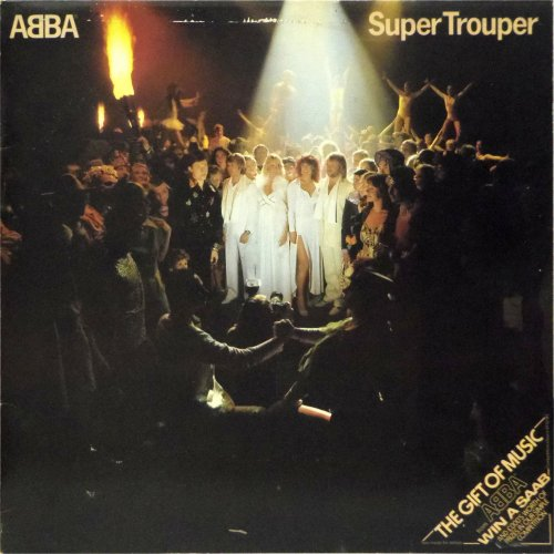 Abba<br>Super Trouper<br>LP (DUTCH pressing)