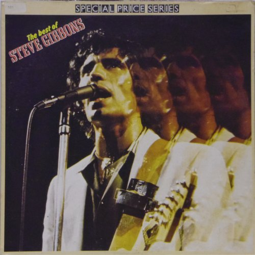 The Steve Gibbons Band<br>The Best of<br>LP