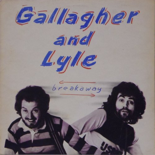 Gallagher & Lyle<br>Breakaway<br>LP