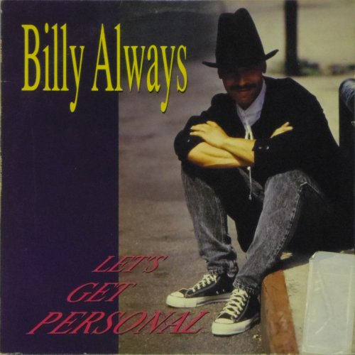 Billy Always<br>Let's Get Personal<br>LP