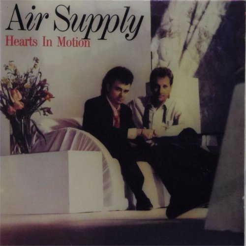Air Supply<br>Hearts In Motion<br>LP