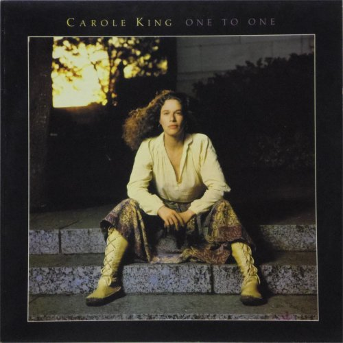 Carole King<br>One To One<br>LP
