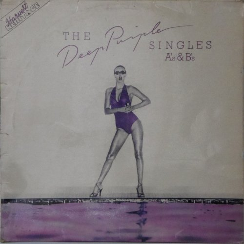 Deep Purple<br>The Singles A\'s & B\'s<br>Purple Vinyl<br>LP