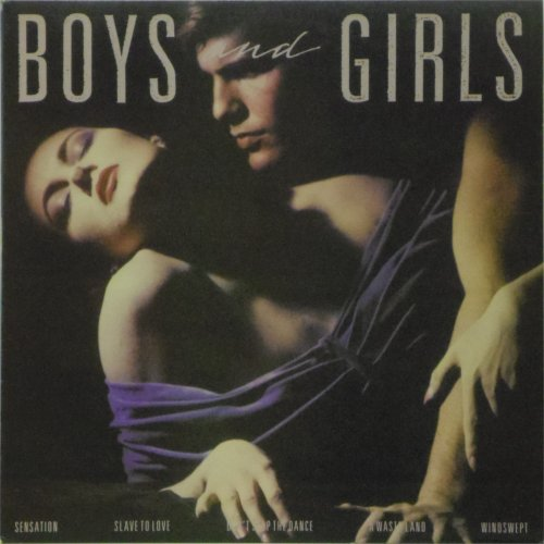 Bryan Ferry<br>Boys And Girls<br>LP